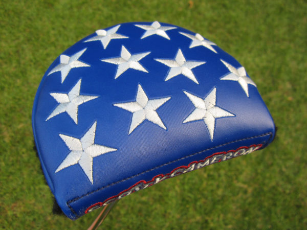 Scotty Cameron Limited Edition Custom Shop Stars & Stripes USA Mid Round Headcover