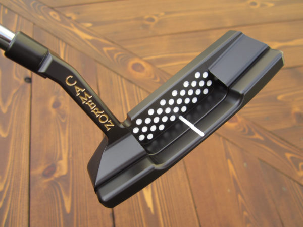 scotty cameron limited edition t22 newport 2 terylium putter golf club