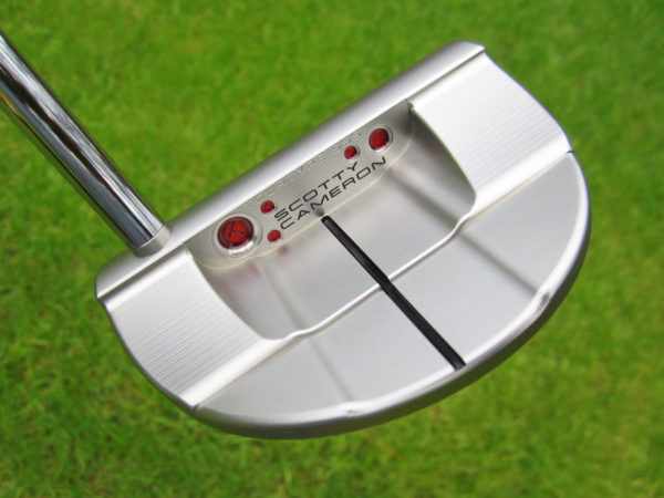 scotty cameron tour only sss flowback 5 tourtype special select circle t 360g putter golf club