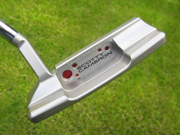 scotty cameron tour only sss timeless 2.5 tourtype special select circle t 360g putter golf club