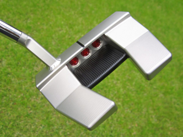 scotty cameron limited edition inspired by justin thomas phantom x 5.5 welded flojet 340g putter golf club