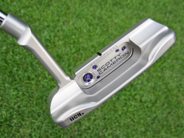 scotty cameron tour only sss masterful beach tourtype circle t special select 360g with top line putter golf club