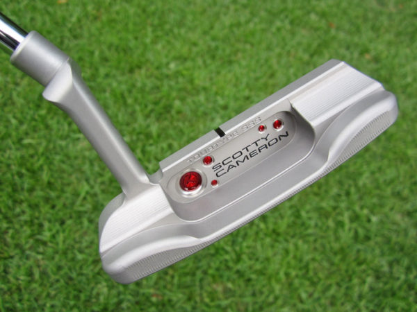 scotty cameron tour only sss misted non glare masterful tourtype special select circle t with top line 360g putter golf club