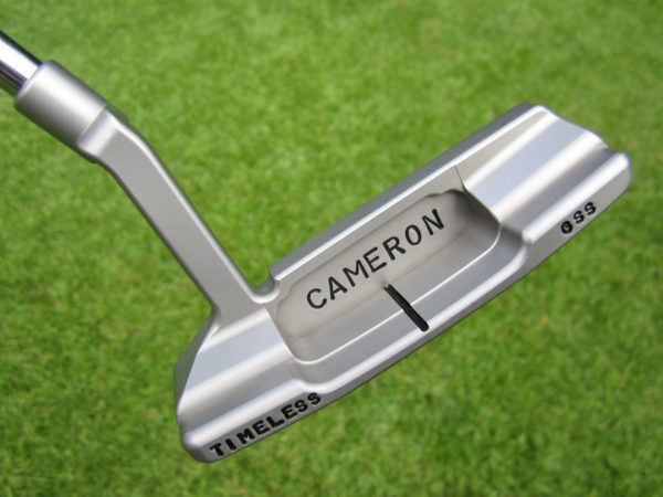 scotty cameron tour only gss timeless newport 2 circle t 350g with weight plugs putter golf club