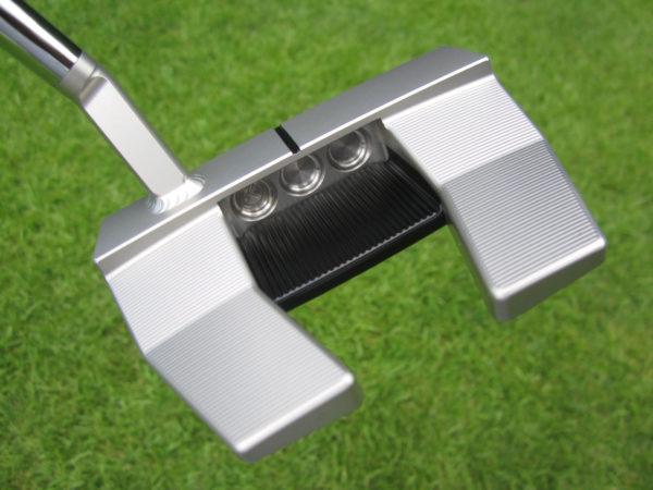 scotty cameron tour only sss phantom x t5.5 circle t justin thomas welded flojet neck 360g putter golf club