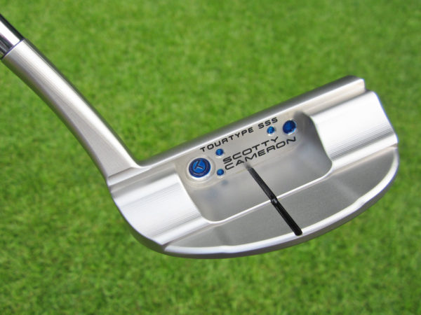 scotty cameron tour only sss del mar f3 tourtype special select circle t 360g putter golf club