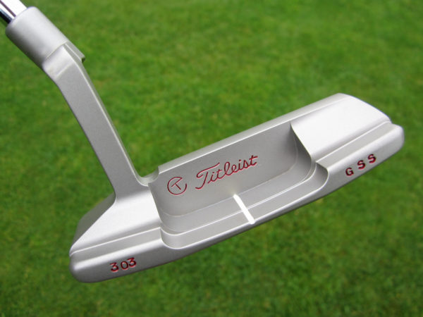 scotty cameron tour only gss newport 2 tri sole circle t handstamped putter golf club