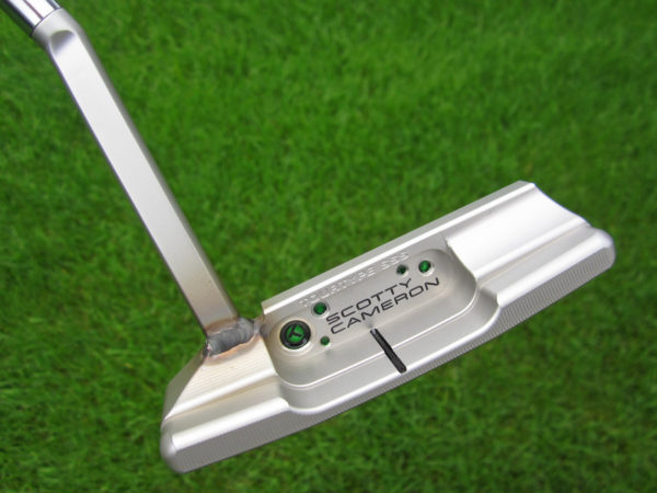 scotty cameron tour only sss timeless newport 2 tourtype special select circle t 360g with welded flojet long slant neck putter golf club