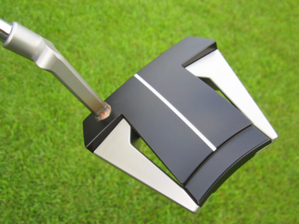 scotty cameron tour only 2021 phantom x t7.5 circle t mallet with welded sss plumber neck putter golf club 360g