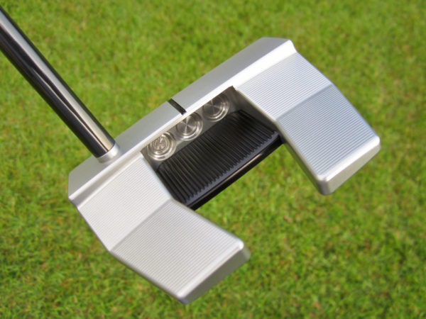 scotty cameron tour only 2021 phantom x t5 patrick cantlay circle t putter golf club with black shaft