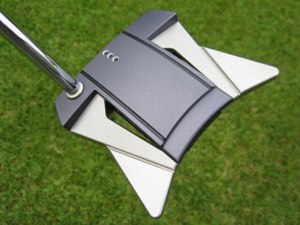 scotty cameron tour only space grey phantom x t12 circle t 360g putter golf club
