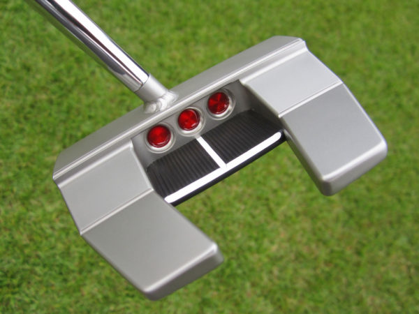 scotty cameron tour only sss futura x5 welded centershaft spud neck circle t 360g putter justin thomas model golf club
